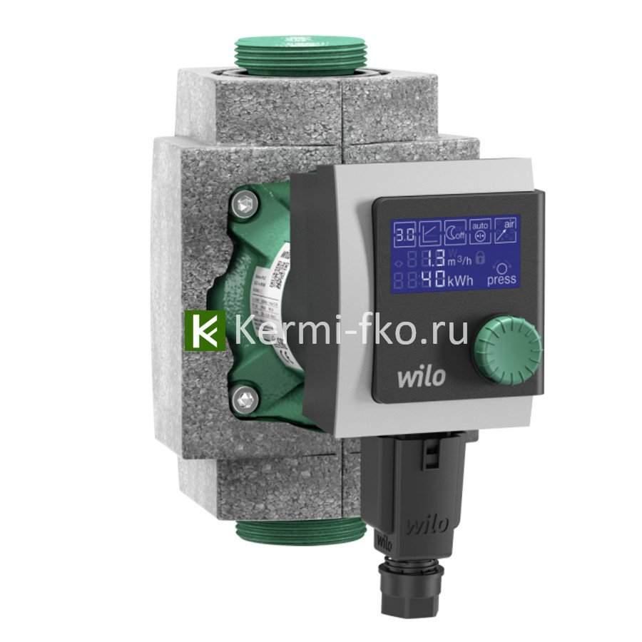 Циркуляционные насосы Wilo Stratos PICO с электронным управлением (Вило)