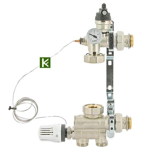 Смесительный узел Uni-Fitt Solomix 470N1200 Юнифит