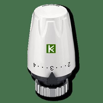 Терморегулятор для радиаторов отопления Heimeier DX