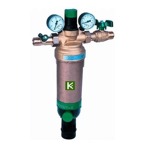 Фильтры для горячей воды Honeywell HS10S с обратной промывкой (Хоневелл)