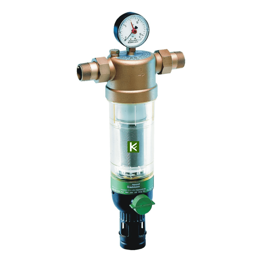 Фильтры для холодной воды Honeywell F76S с обратной промывкой (Хоневелл)