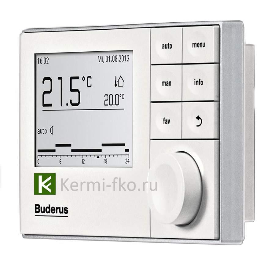 Комнатный регулятор Buderus RC300 7738111108 для котла Будерус