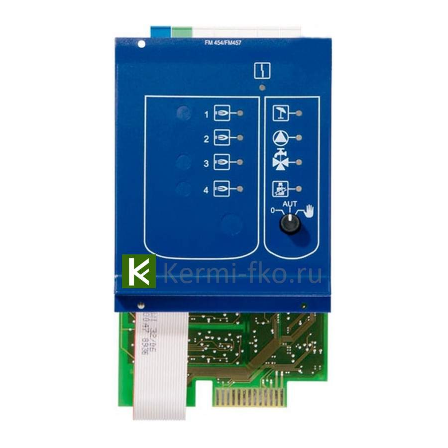 Функциональный модуль Buderus FM457 7747300920 для котла Будерус