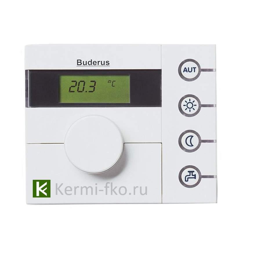 Комнатный регулятор Buderus RC25 7747312378 для котла Будерус