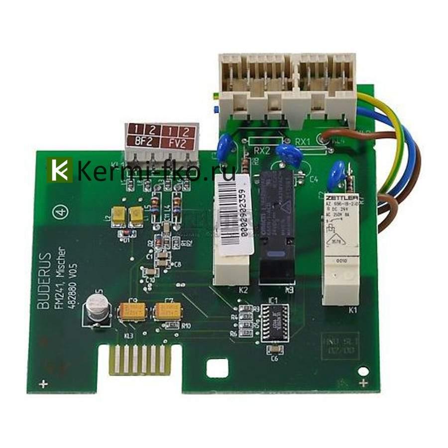 Функциональный модуль Buderus FM241 8718580115 Будерус