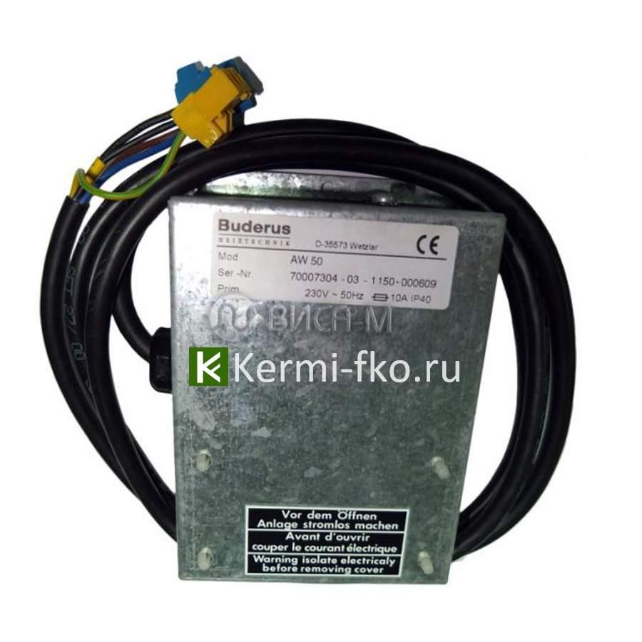 Система контроля дымовых газов AW 50/2-Kombi (Buderus)