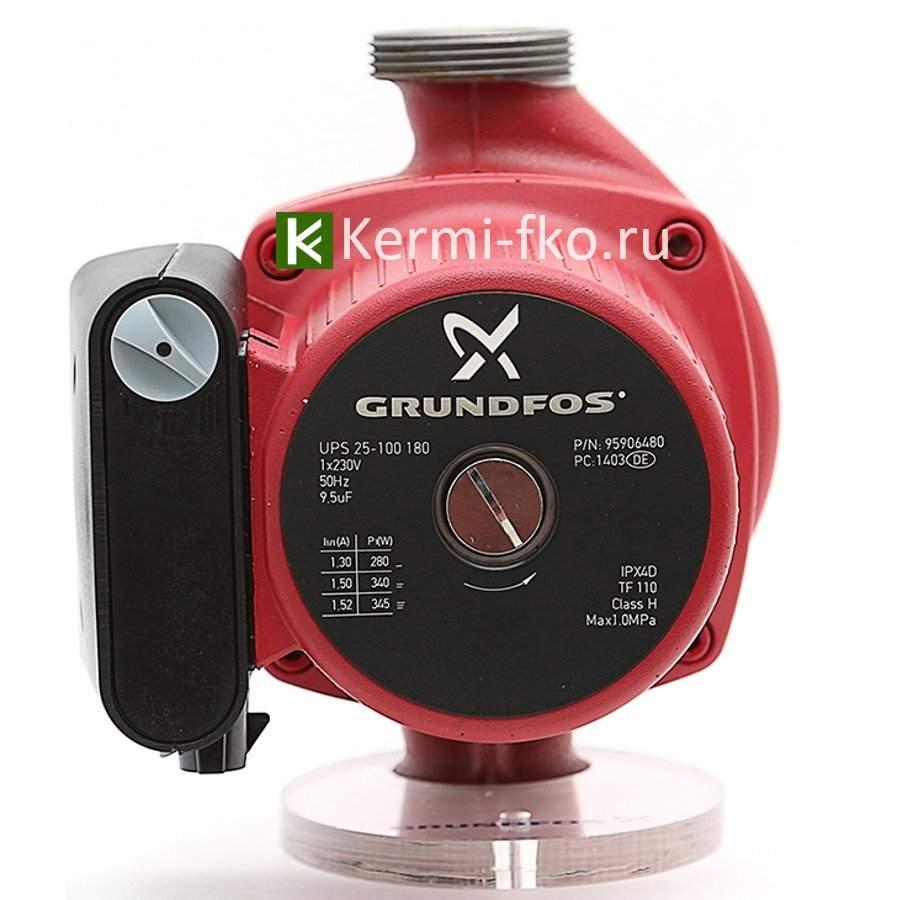 Насосы Грундфос 95906480 Grundfos UPS 25-100