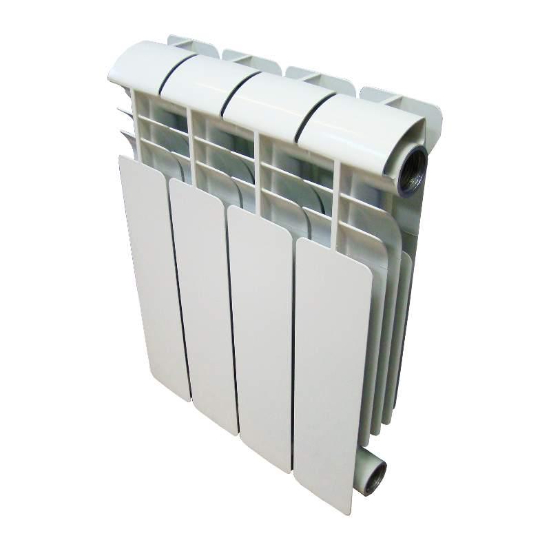 Алюминиевые радиаторы отопления GLOBAL Iseo 350 - батареи отопления Глобал