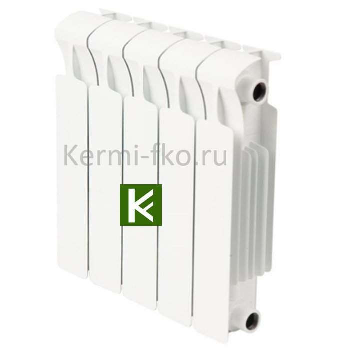 Рифар Монолит RM35005 Радиатор Rifar Monolit 350 5 секций