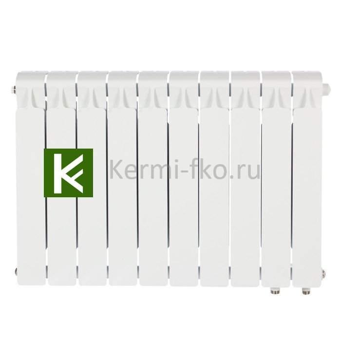 Рифар Монолит Вентил RM35010НП Радиатор RIFAR Monolit Ventil 350 10 секций, правое, MVR