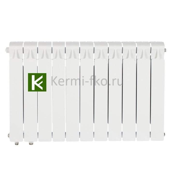 Рифар Монолит Вентиль RM35011НЛ Радиатор Rifar Monolit Ventil 350 11 секций