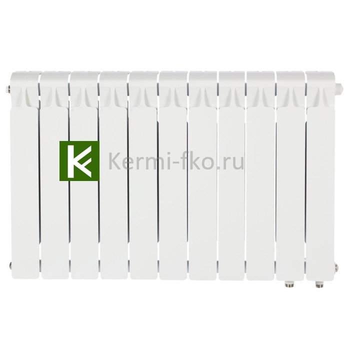 Рифар Монолит Вентиль RM35011НП Радиатор Rifar Monolit Ventil 350 11 секций