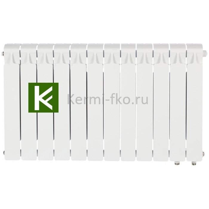 Рифар Монолит Вентил RM35012НП Радиатор RIFAR Monolit Ventil 350 12 секций, правое, MVR