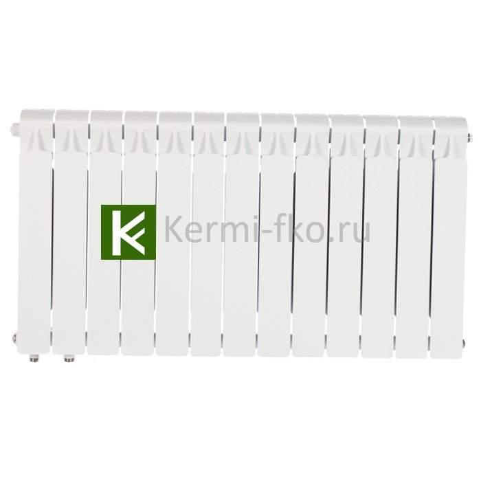 Рифар Монолит Вентиль RM35013НЛ Радиатор Rifar Monolit Ventil 350 13 секций