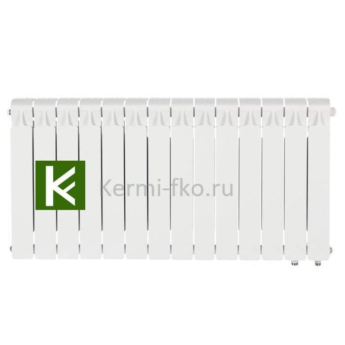 Рифар Монолит Вентил RM35014НП Радиатор RIFAR Monolit Ventil 350 14 секций, правое, MVR