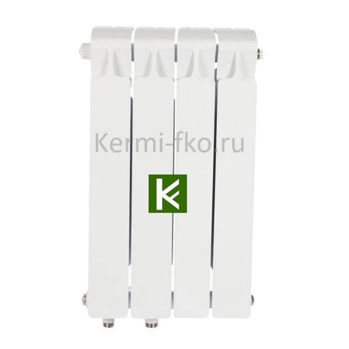 Рифар Монолит Вентил RM50004НЛ Радиатор RIFAR Monolit Ventil 500 4 секции, левое, MVL