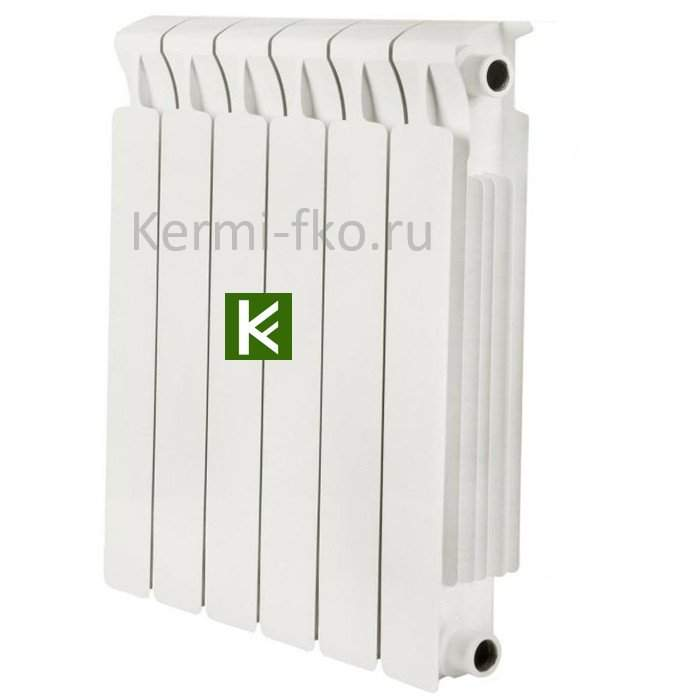 Рифар Монолит RM50006 Радиатор RIFAR Monolit 500 6 секций