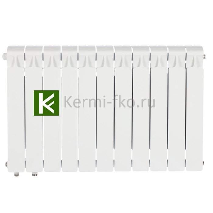 Рифар Монолит Вентиль RM50011НЛ Радиатор Rifar Monolit Ventil 500 11 секций