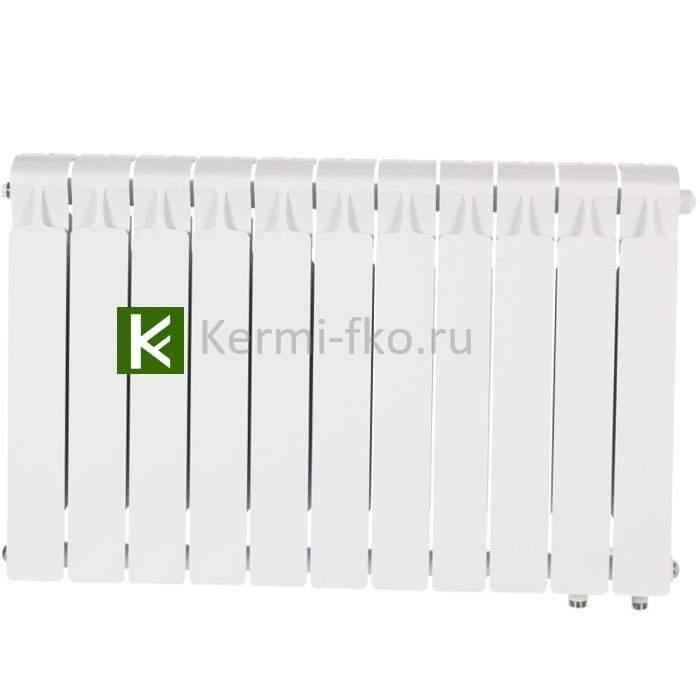 Рифар Монолит Вентиль RM50011НП Радиатор Rifar Monolit Ventil 500 11 секций
