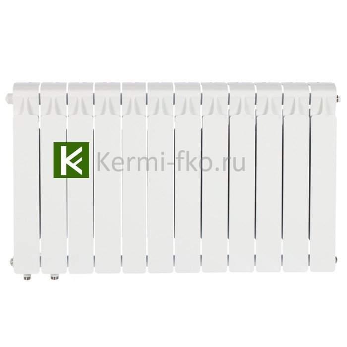 Рифар Монолит Вентил RM50012НЛ Радиатор RIFAR Monolit Ventil 500 12 секций, левое, MVL