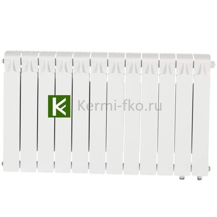 Рифар Монолит Вентил RM50012НП Радиатор RIFAR Monolit Ventil 500 12 секций, правое, MVR