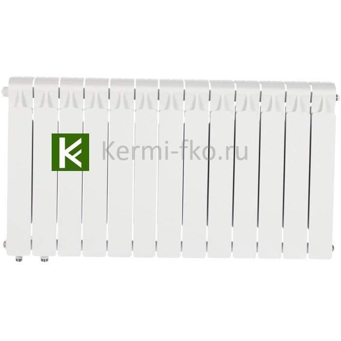 Рифар Монолит Вентиль RM50013НЛ Радиатор Rifar Monolit Ventil 500 13 секций