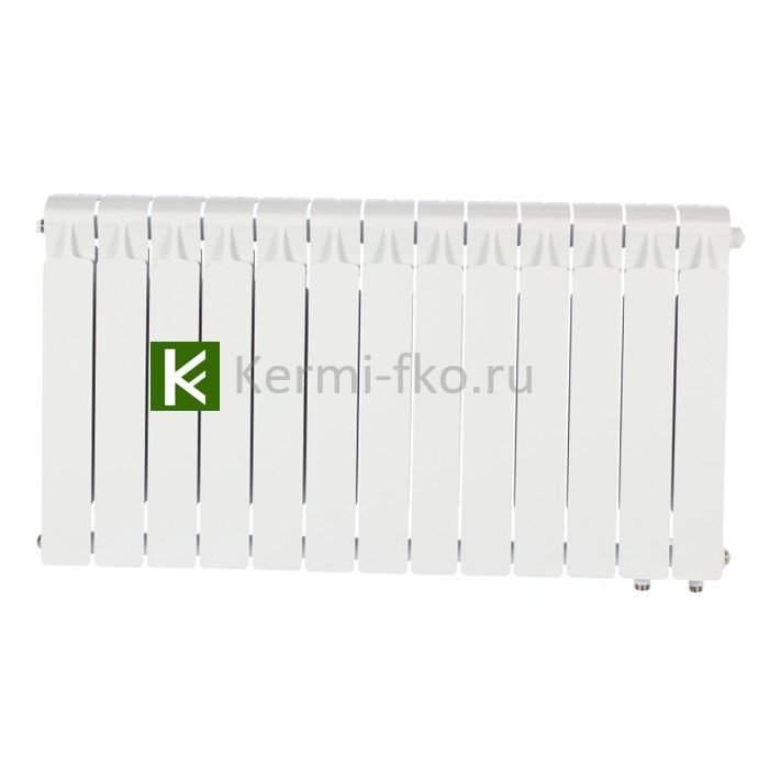 Рифар Монолит Вентиль RM50013НП Радиатор Rifar Monolit Ventil 500 13 секций