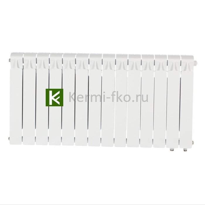 Рифар Монолит Вентил RM50014НП Радиатор RIFAR Monolit Ventil 500 14 секций, правое, MVR