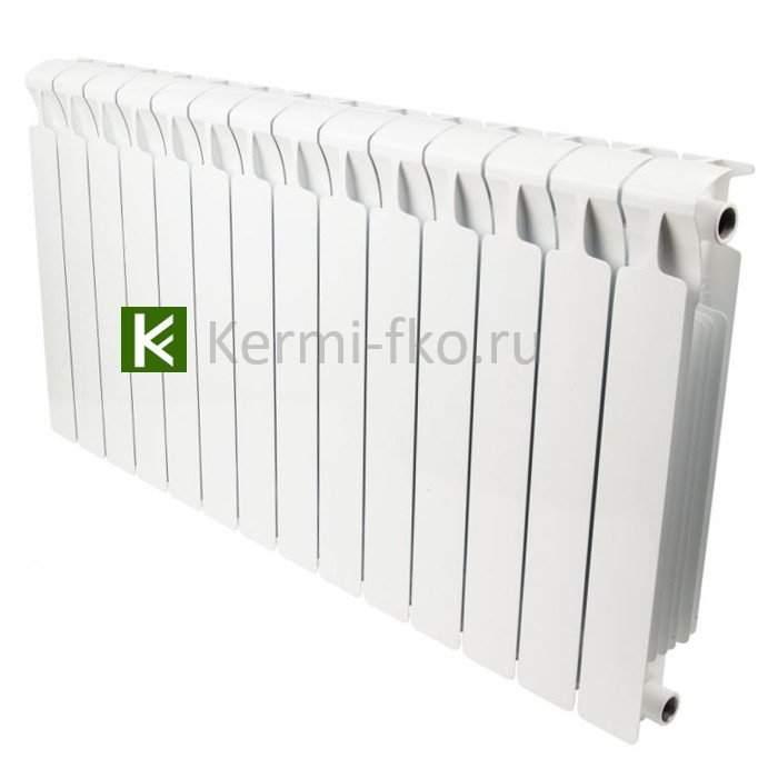 Рифар Монолит RM50014 Радиатор RIFAR Monolit 500 14 секций