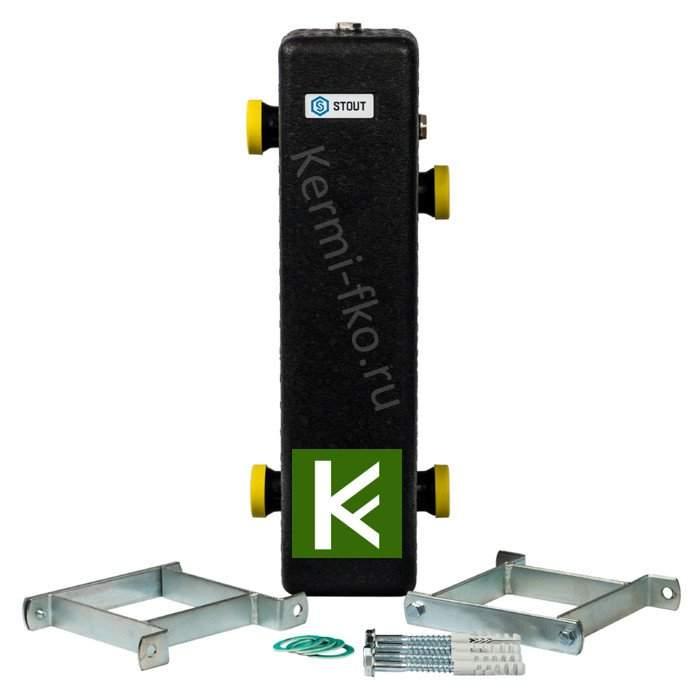 Гидравлический разделитель (гидрострелка) Stout SDG-0015-004002 Стаут