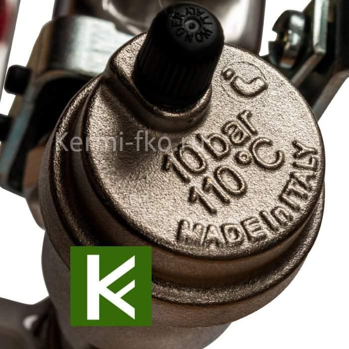 Коллектор Stout SMS 0907 000010 - коллекторы теплого пола с расходомерами Стаут