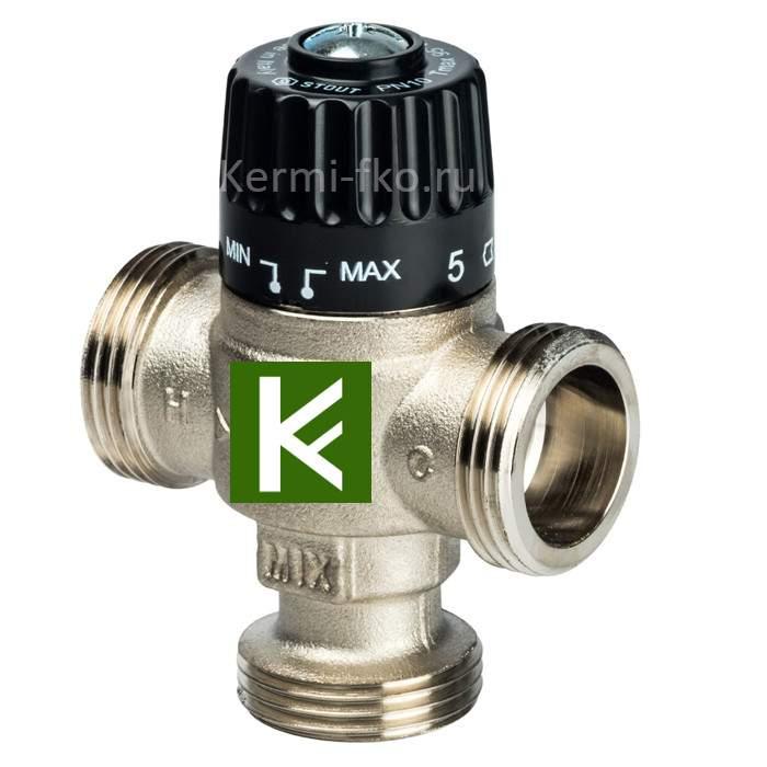 Смесительный клапан Stout SVM-0125-186525