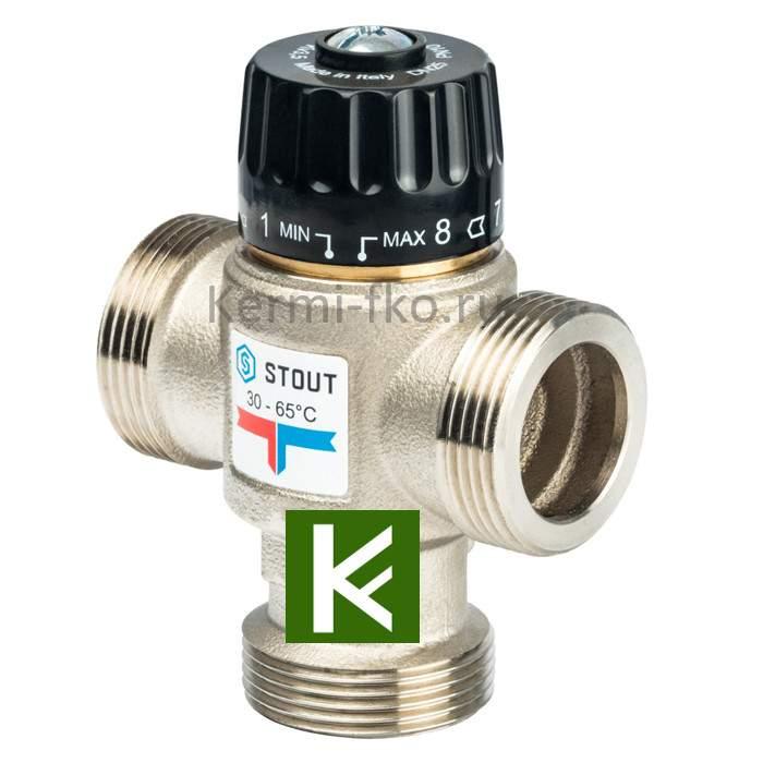 Смесительный клапан Stout SVM-0125-356532