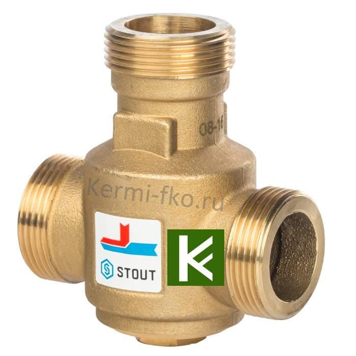 Смесительный клапан Stout SVM-0030-325504
