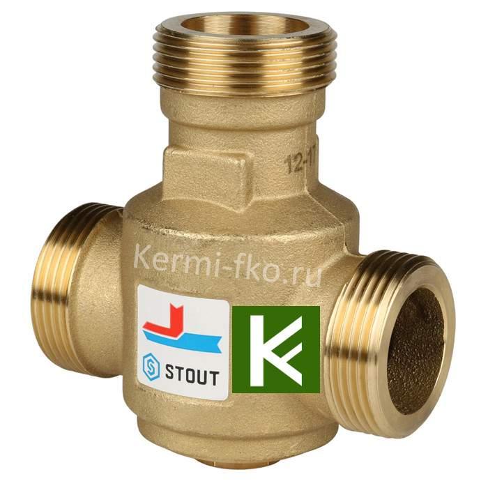 Смесительный клапан Stout SVM-0030-325506