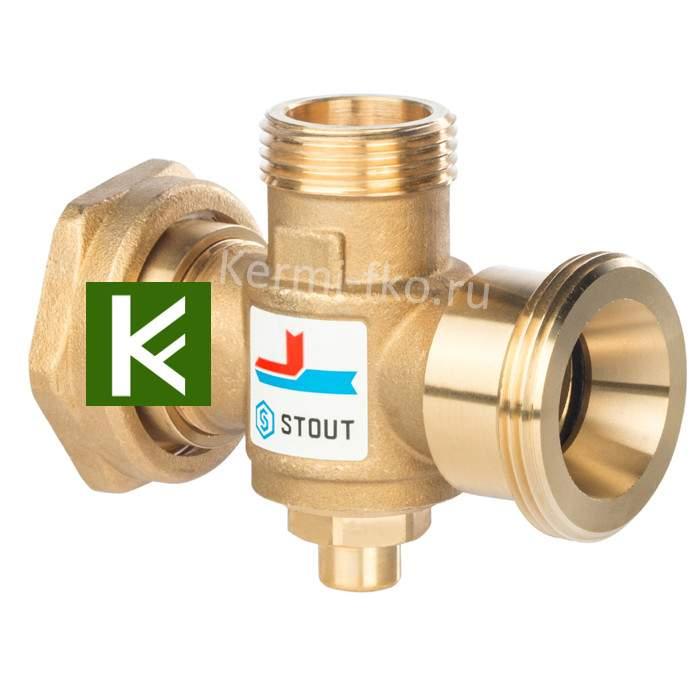 Смесительный клапан Stout SVM-0050-326006