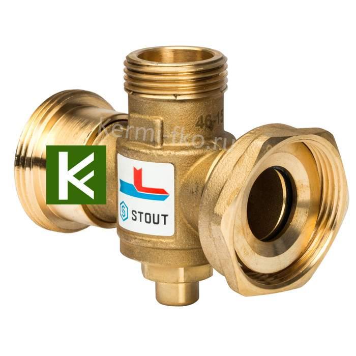 Смесительный клапан Stout SVM-0050-327008