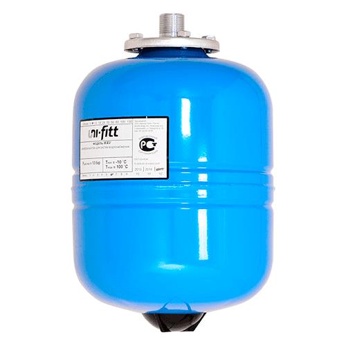 Баки гидроаккумуляторы Uni-Fitt для водоснабжения (Юнифит) 8-35 л