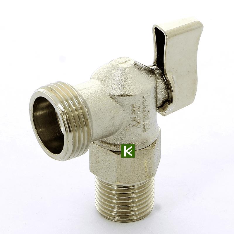 Краны шаровые Itap 392 1/2' для бытовой техники (Итап)