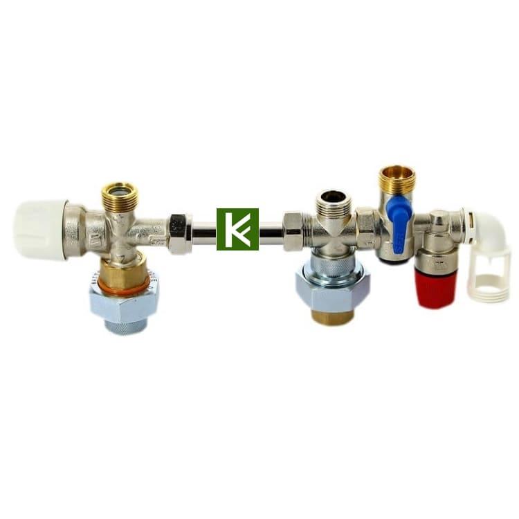 Комплект быстрого монтажа для бойлера ACV 10800102, 10810102 - водонагреватель АСВ