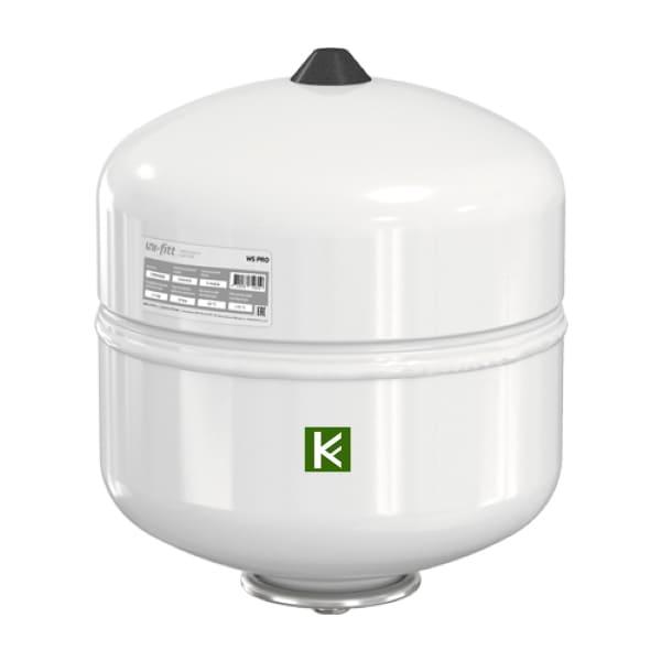 Баки гидроаккумуляторы Uni-Fitt WS PRO для водоснабжения (Юнифит)