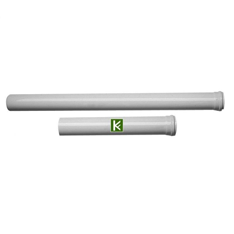 Труба эмалированная DN 80, длина 500 мм для газовых котлов Baxi KHG71401821- (Бакси)