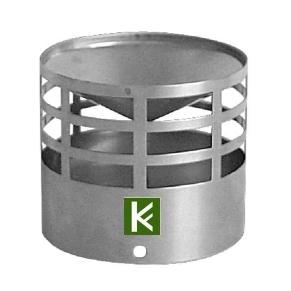 Наконечник для защиты от ветра DN 80 для газовых котлов Baxi KHG71401041- (Бакси)