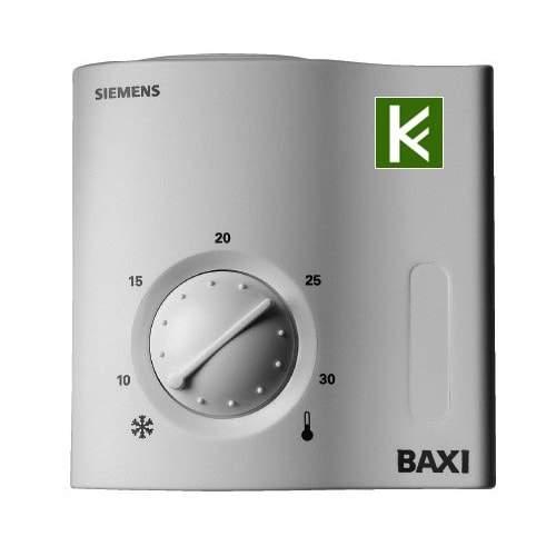 Комнатный механический термостат Baxi Siemens Бакси