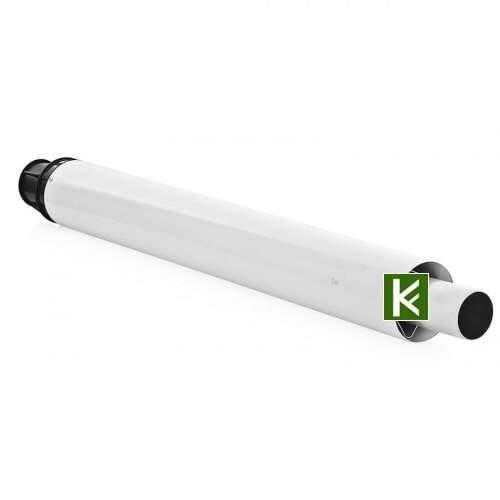 Коаксиальный дымоход Baxi DN 60/100 - 750 мм KHG71410181- (Бакси)