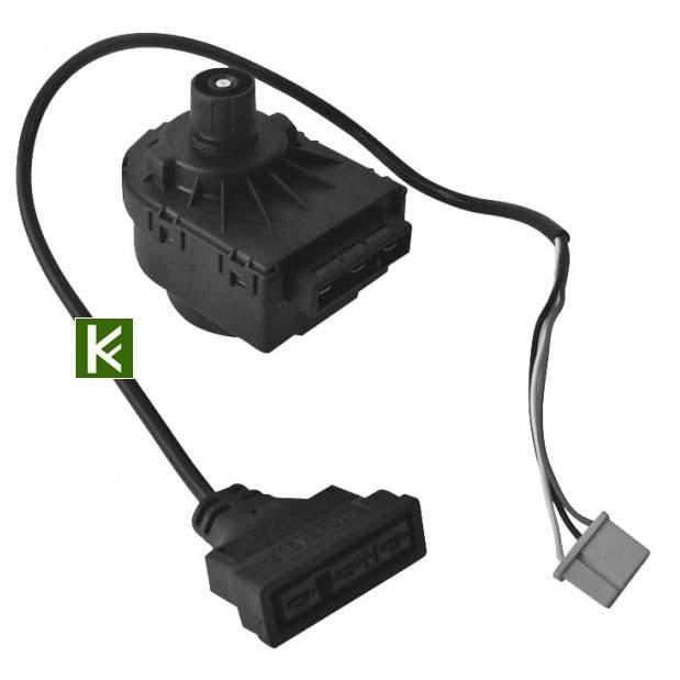 Мотор трёхходового клапана Baxi для Luna 3 Comfort с кабелем Бакси