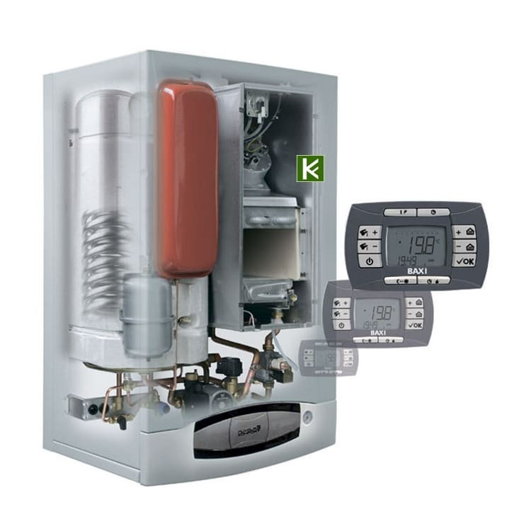 котел отопления Baxi NUVOLA-3 Comfort