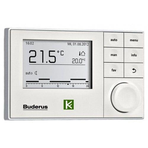 Комнатный регулятор Buderus RC310 White Будерус