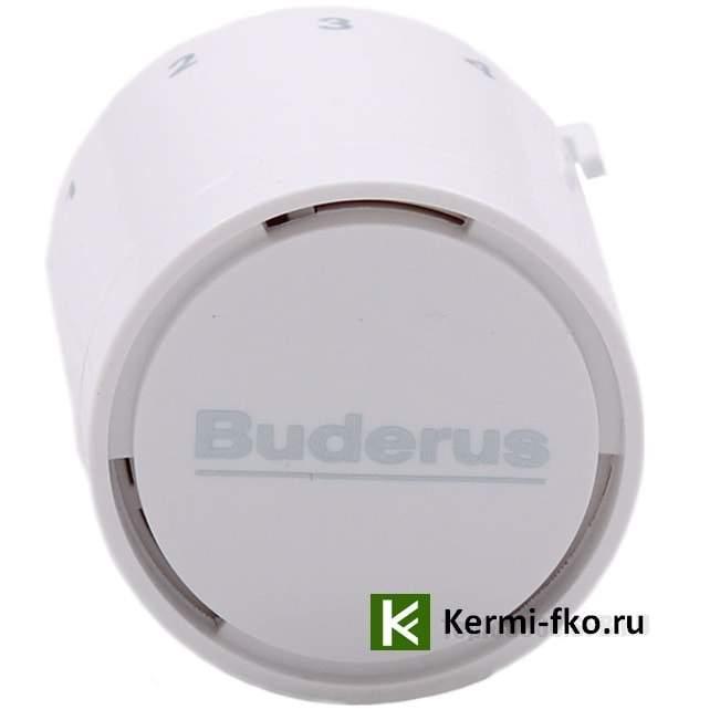 Терморегулятор для радиаторов отопления Buderus 7738306436