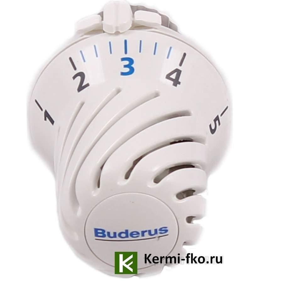 Терморегулятор для радиаторов отопления Buderus 80799200